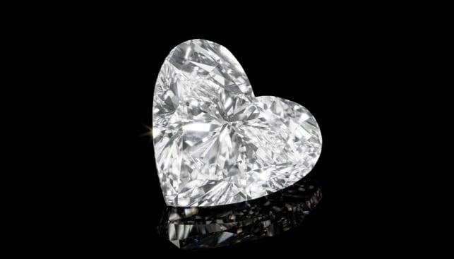 Christie's most expensive diamond online