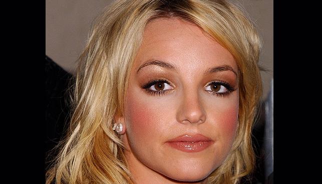 Britney Spears diamond jewelry